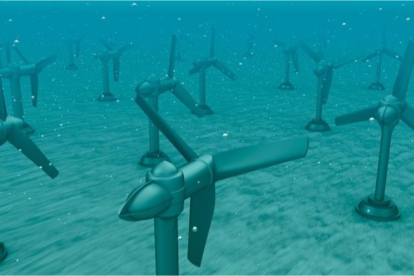 énergie marine renouvelable en France